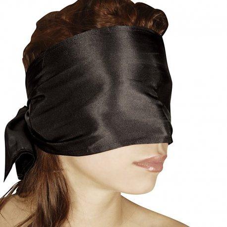 Zwarte blinddoek