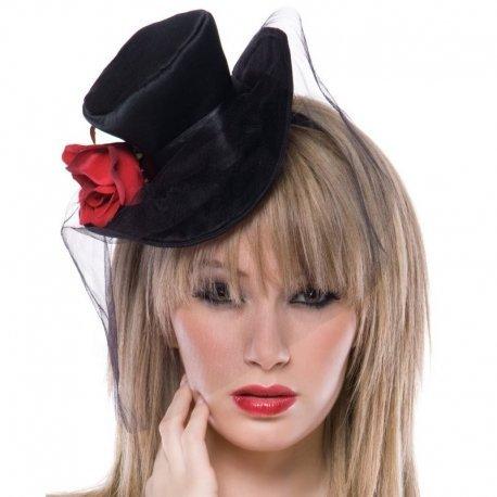 Zwart hoedje