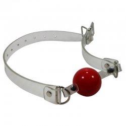 Kunststoffen ball gag KH02