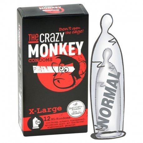 Crazy Monkey condooms