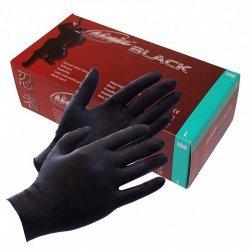 Latex wegwerp handschoenen