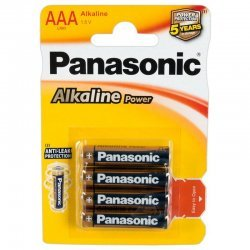 Batterij panasonic AAA 1.5 Volt