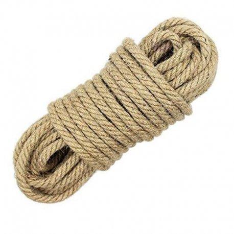 Hennep touw 10 meter