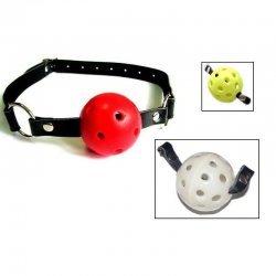 Kunststoffen ball gag KH05